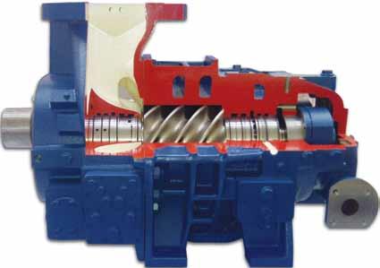 Aerzen Process Gas Compressor Stage